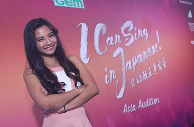 PHILIPPINES' KRISSHA VIAJE CROWNED WINNER OF GEM'S SEARCH FOR SINGING TALENTS IN ASIA