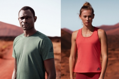 ADIDAS TAKES ON EXTREME HEAT WITH NEW GENERATION OF CLIMACHILL