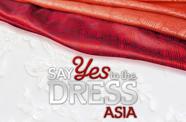 ARE YOU READY TO SAY YES TO THE DRESS?