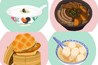 9 OLD AND NEW HONG KONG COMFORT FOOD!