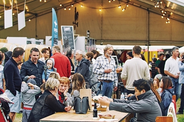 THIS FESTIVAL ALLOWS YOU TO THE BEST OF SOUTH AUSTRALIA'S FOOD!