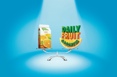 JOIN IN THE DAILY FRUIT GOODNESS ROADSHOW & WIN PRIZES!