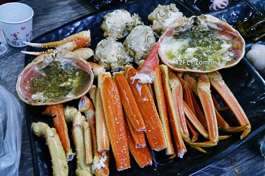 MUST TRY STEAMED SNOW CRAB IN GANGWON PROVINCE!
