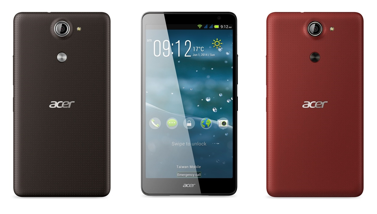 Acer Unveils Octa Core LTE Liquid X1 Smartphone For Powerful