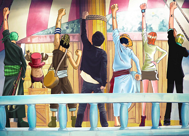 D Exhibition One Piece : Hong kong d museum presents the first ever one