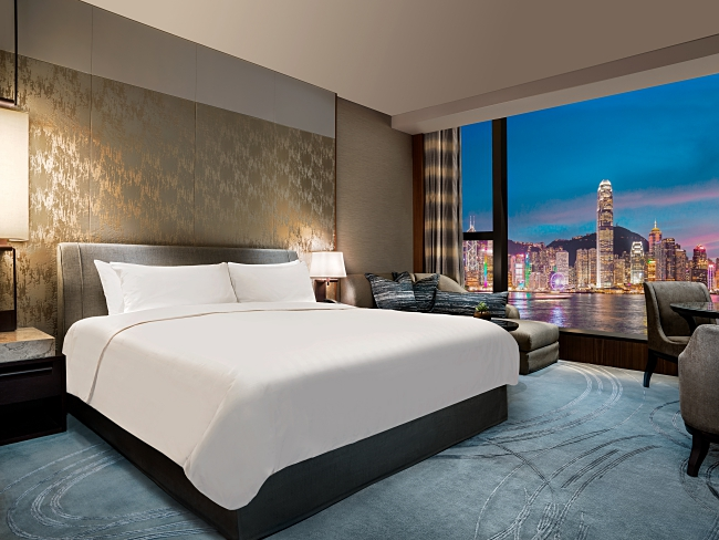 Kerry Hotel Hong Kong Is Open For Reservations