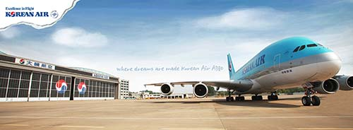 【KOREAN AIR】FLYING WITH US TO AMERICA