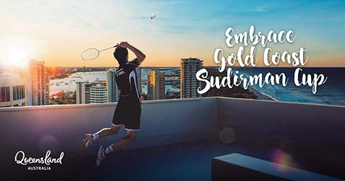【EMBRACE GOLD COAST】TOP 4 EVENTS IN GOLD COAST