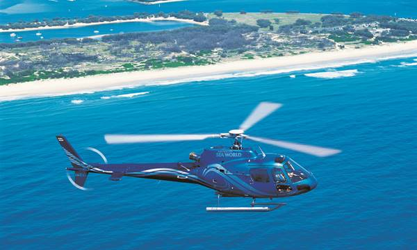 TSM Package ( Movie World, Paradise Country Farm with lunch, Sea World & Helicopter), Gold Coast