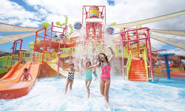 Dreamworld, Whitewater World and Skypoint, Gold Coast