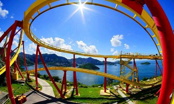Hong Kong Ocean Park 1 Day Pass With Meal Coupon (E-Tickets)