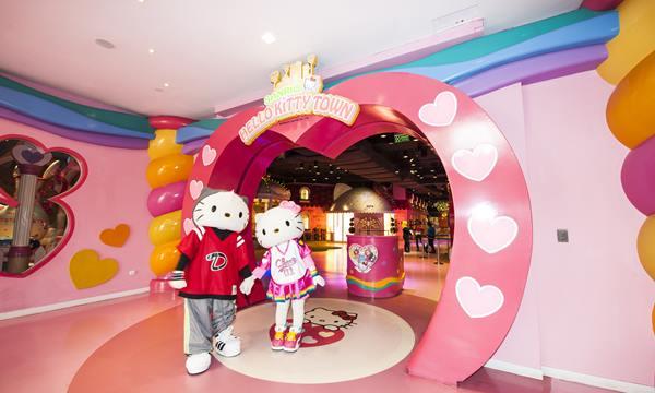 Sanrio Hello Kitty Town Admission E Tickets
