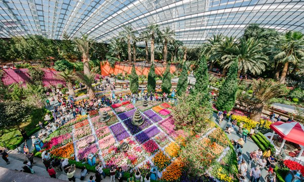 Garden By The Bay Admission singapore - amusement