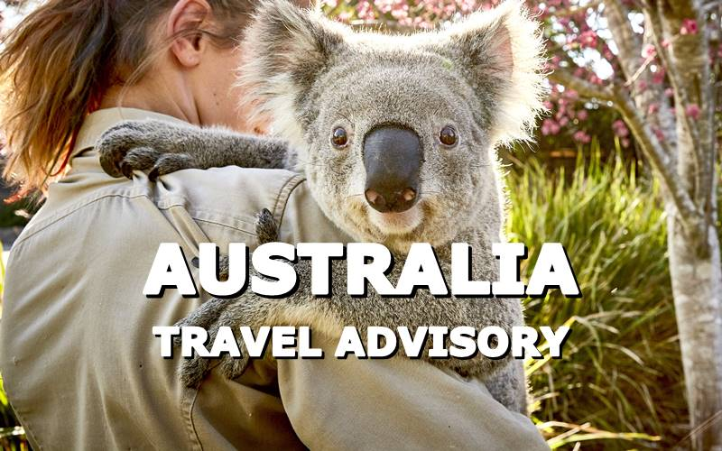 【AUSTRALIA】ARRIVALS FROM OVERSEAS WILL BE FORCED TO SELF-ISOLATE FOR 14 DAYS