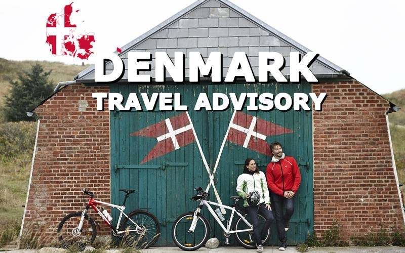 【DENMARK】WILL CLOSE ITS BORDERS TO ALL FOREIGN VISITORS