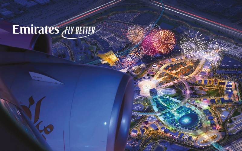 ✈【EMIRATES】FLY BETTER 2020