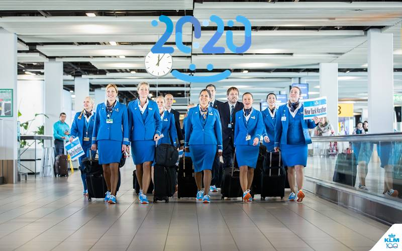 ✈【KLM ROYAL DUTCH AIRLINES】2020 NEW YEAR SALE!