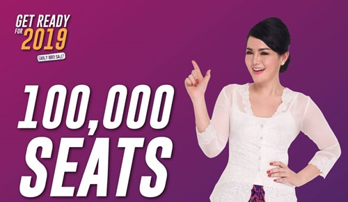 【MALINDO AIR】EARLY BIRD SALE 2019