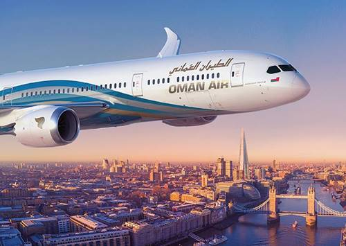 【OMAN AIR】OCTOBER GLOBAL SALE