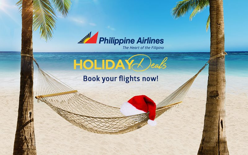 ✈【PHILIPPINES AIRLINES】✈ HOLIDAYS DEALS