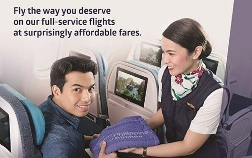 【PHILIPPINE AIRLINES】FUN IN PHILIPPINE SALE