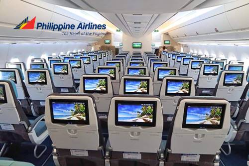 【PHILIPPINE AIRLINES】TRAVEL TO THE WORLD OCTO-SALE