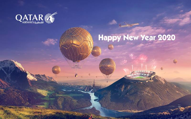 ✈【QATAR AIRWAYS】2020 NEW YEAR SALE!