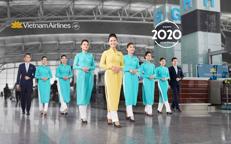 ✈【VIETNAM AIRLINES】2020 NEW YEAR SALE!