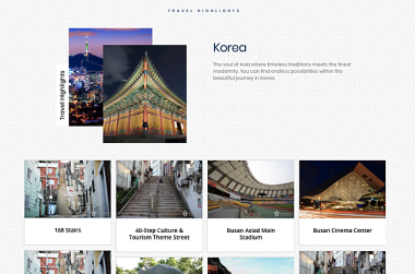 WIN A RETURN FLIGHT TICKET TO KOREA FROM KTO'S NEW WEBSITE!