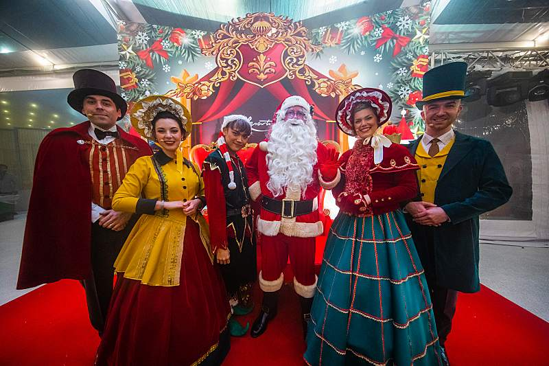 It's All Happening at Genting Winter Wonderland!