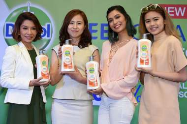 DETTOL'S NEW RANGE CLEANSES DEEP INTO PORES FOR SKIN PROTECTION!