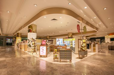 MAMONDE'S NEW PARKSON KLCC COUNTER REFLECTS NEW BRAND CONCEPT & DESIGN!