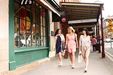 NOT-TO-BE-MISSED SHOPPING HOTSPOTS IN SYDNEY!
