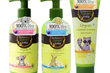 GUARDIAN'S SKIN AND HAIR CARE RANGE EXPANDS WITH THE LAUNCH OF BOTANECO GARDEN BABY
