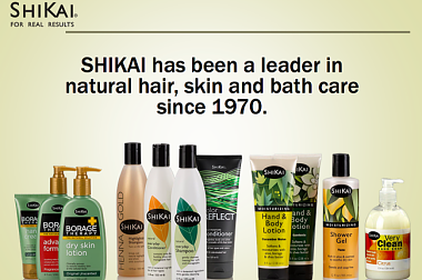 TNS SKIN LAB ADD SHIKAI FROM USA TO THEIR NATURAL PERSONAL CARE SELECTION