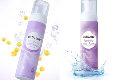 [#BREAKTHESILENCE] BETADINE DAILY FEMININE WASH TURNS PINK IN OCTOBER
