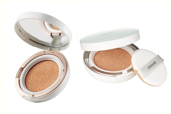 Achieve Blossoming Beauty With Mamonde Latest Brightening Cover Cushion Line
