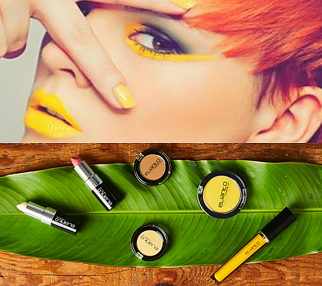 Elianto Make Up Introduces Durian Musang King Collection