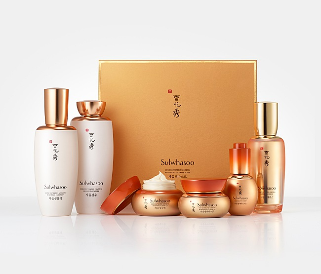 Sulwhasoo Announces New Additions To Its Signature Ginseng Line