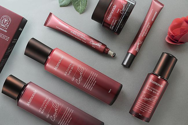 Youthful Glow With Mamonde's Upgraded Age Control Line