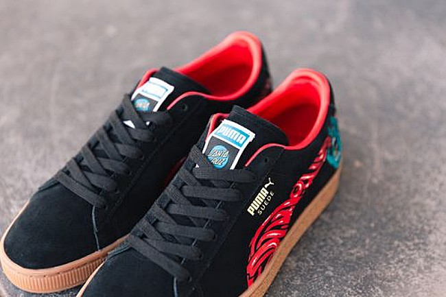 Puma Partners With Cult Skate Brand
