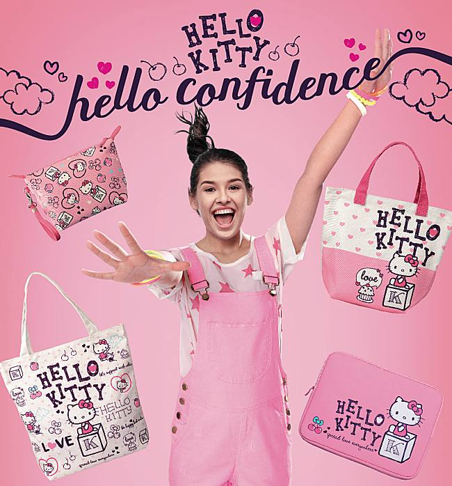 New Limited Edition HELLO KITTY Accessories For Sale Till Mid-April!