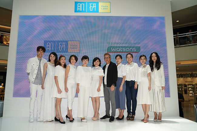 Hada Labo's Liu Yen Beauty Talk Show Features Popular Malaysian Celebrities