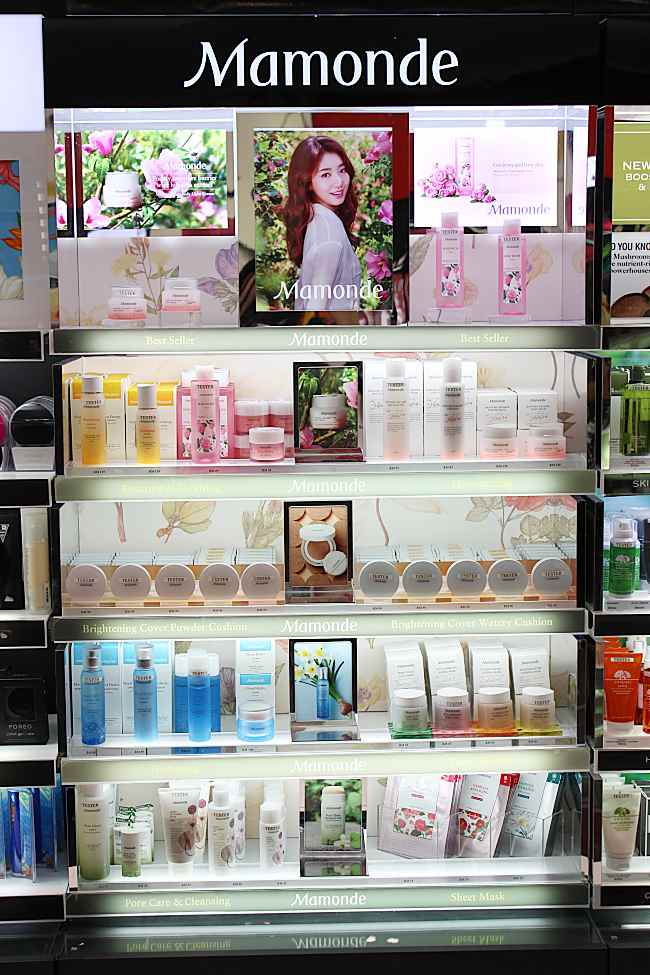 Oh, You Can Get K-Beauty Brand MAMONDE In SEPHORA Now?!