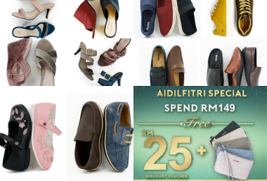 BATA PRESENTS STYLISH COMFORT THIS RAYA!