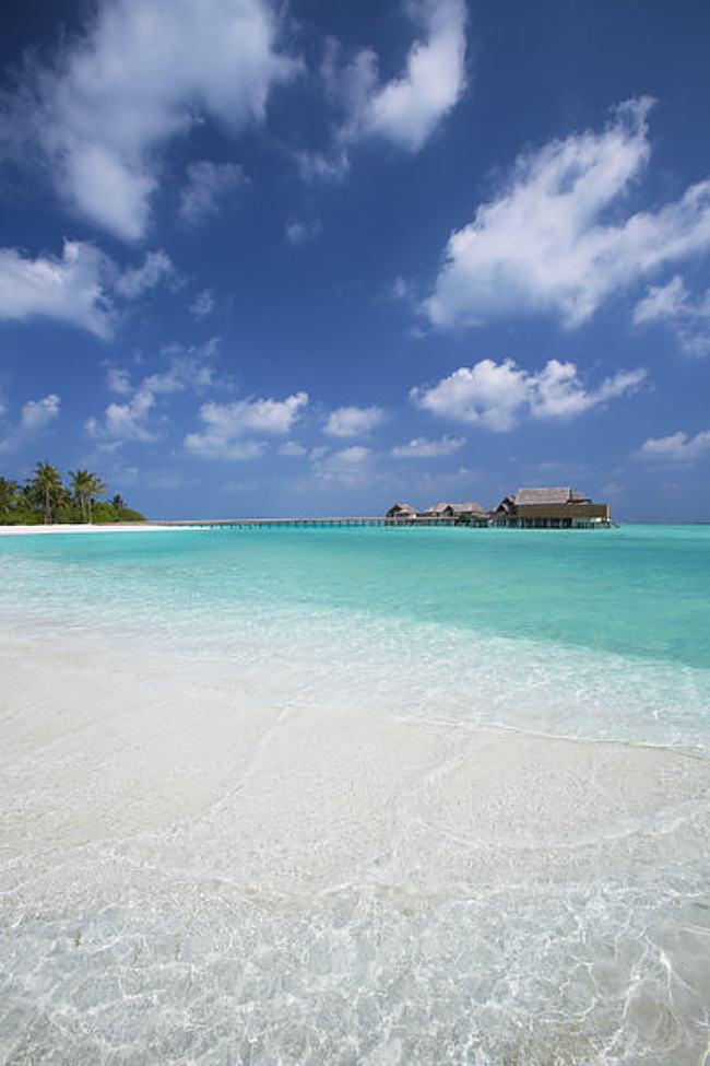 Spa Treatments For The Whole Family At A Private Island In Maldives