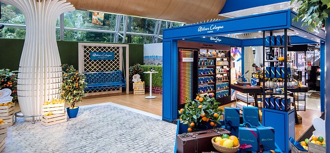 Atelier Cologne Unveils Southeast Asia'sFirst Airport Pop-Up Concept at Kuala Lumpur International Airport (KLIA)