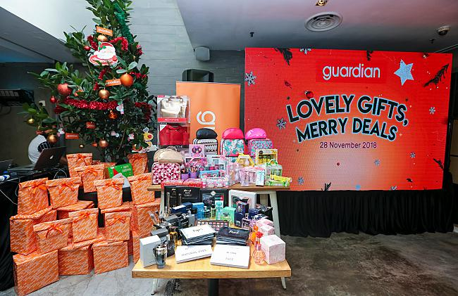 Exclusive Gift Sets For Count-Down Celebrations By Guardian Malaysia!
