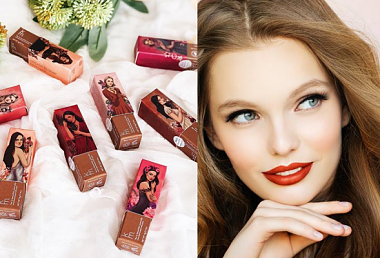 NEW NATURAL LIPSTICK THAT'S EDIBLE IS IN TOWN!