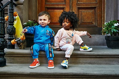 PUMA & SESAME WORKSHOP LAUNCH SPRING '19 COLLECTION
